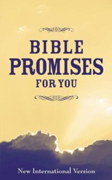 Bible Promises for You, NIV  - Slightly Imperfect