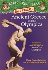 Magic Tree House Fact Tracker #10: Ancient Greece and the Olympics