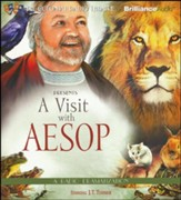 A Visit with Aesop Unabridged Audiobook on CD