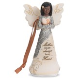 Forever Friends, Ebony Angel Figurine