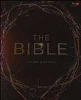 The Bible: The Epic Miniseries, Blu-ray  - Slightly Imperfect