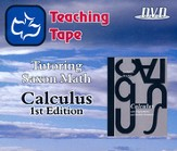 Teaching Tape Full Set DVDs: Calculus, 1st Edition