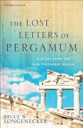 The Lost Letters of Pergamum: A Story from the New Testament World - eBook
