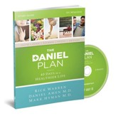 The Daniel Plan Study Guide with DVD: 40 Days to a Healthier Life