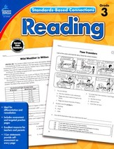 Standards-Based Connections Reading, Grade 3