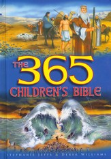 The 365 Children's Bible