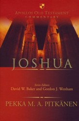 Joshua: Apollos Old Testament Commentary  [AOTC]