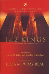 1 & 2 Kings: Apollos Old Testament Commentary [AOTC]