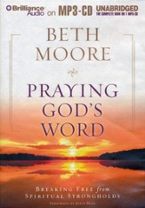 Praying God's Word Unabridged Audiobook on MP3