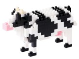 Nanoblock Mini, Cow