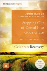 Stepping Out of Denial into God's Grace Participant's Guide 1: A Recovery Program Based on Eight Principles from the Beatitudes - eBook