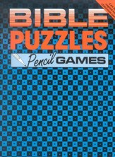 Bible Puzzles: Pencil Games