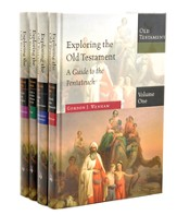 Exploring the Old Testament, 4 Volumes