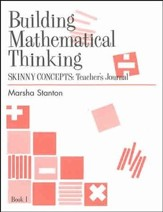 Building Mathematical Thinking Teacher Book 1