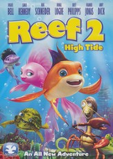 Reef 2: High Tide, DVD