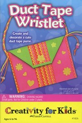 Duct Tape Wristlet Kit