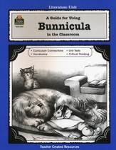 A Guide For Using Bunnicula in the Classroom, Grades 3-5