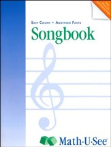 Skip Count + Addition Facts Songbook (with Music CD and Coloring Pages)
