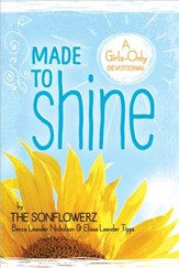 Made to Shine: A Girls-Only Devotional - eBook