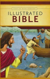ERV Illustrated Childrens Bible Easy-to-Read Version Paper