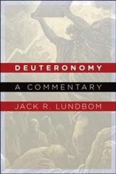 Deuteronomy: A Commentary