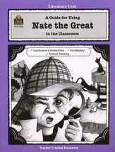 A Guide For Using Nate the Great in the Classroom, Grades 1-3