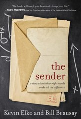 The Sender: A Story About When Right Words Make All The Difference - eBook