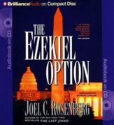 The Ezekiel Option - abridged audiobook on CD