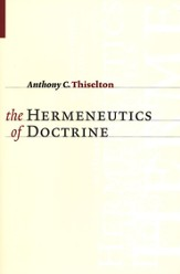 Hermeneutics of Doctrine