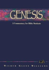 Genesis: A Bible Commentary in the Wesleyan Tradition  - Slightly Imperfect