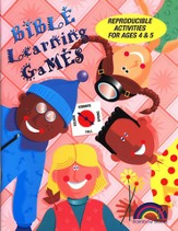 Bible Learning Games Ages 4 - 5