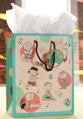 Peanuts Gift Bag. Medium