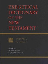 Exegetical Dictionary of N.T., Volume 2  - Slightly Imperfect