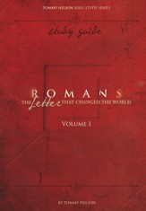 Romans Volume 1 Study Guide: The Letter That Changed the World - Slightly Imperfect