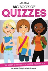 Big Book of Quizzes: Fun, Quirky Questions for You and Your Friends - eBook