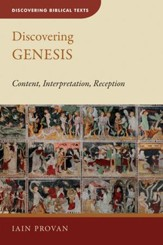 Discovering Genesis: Content, Interpretation, Reception - eBook