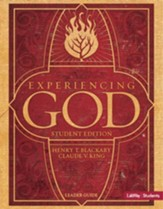 Experiencing God: Student Edition (Leader Guide) - Slightly Imperfect