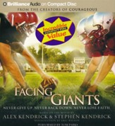 Facing the Giants, Abridged Audio CD