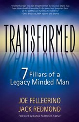 Transformed: 7 Pillars for a Legacy-minded Man - eBook