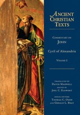 Commentary on John, Volume 1: Ancient Christian Texts [ACT]