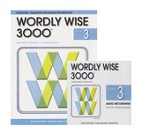 Wordly Wise 3000 Grade 3 Book & Audio CD Pack (Second Edition)