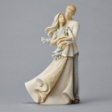 Love Couple Figurine, Every Love Story Is Beautiful