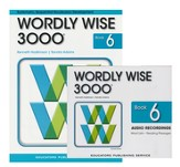 Wordly Wise 3000 Grade 6 Book & Audio CD Pack (Second Edition)