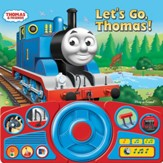 Thomas & Friends: Let's Go Thomas Steering Wheel Sound Book