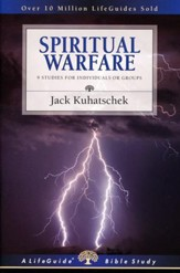 Spiritual Warfare LifeGuide Topical Bible Studies