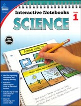 Interactive Notebooks Science, Grade 1