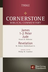 James, 1-2 Peter, Jude, Revelation - eBook