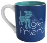 You've Got a Friend, Dog Mug