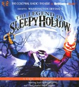 The Legend of Sleepy Hollow: A Radio Dramatization on CD
