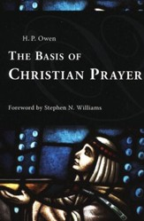 The Basis of Christian Prayer